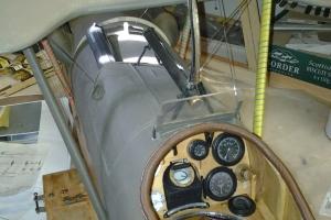 SE5A Cockpit- Roger Jones