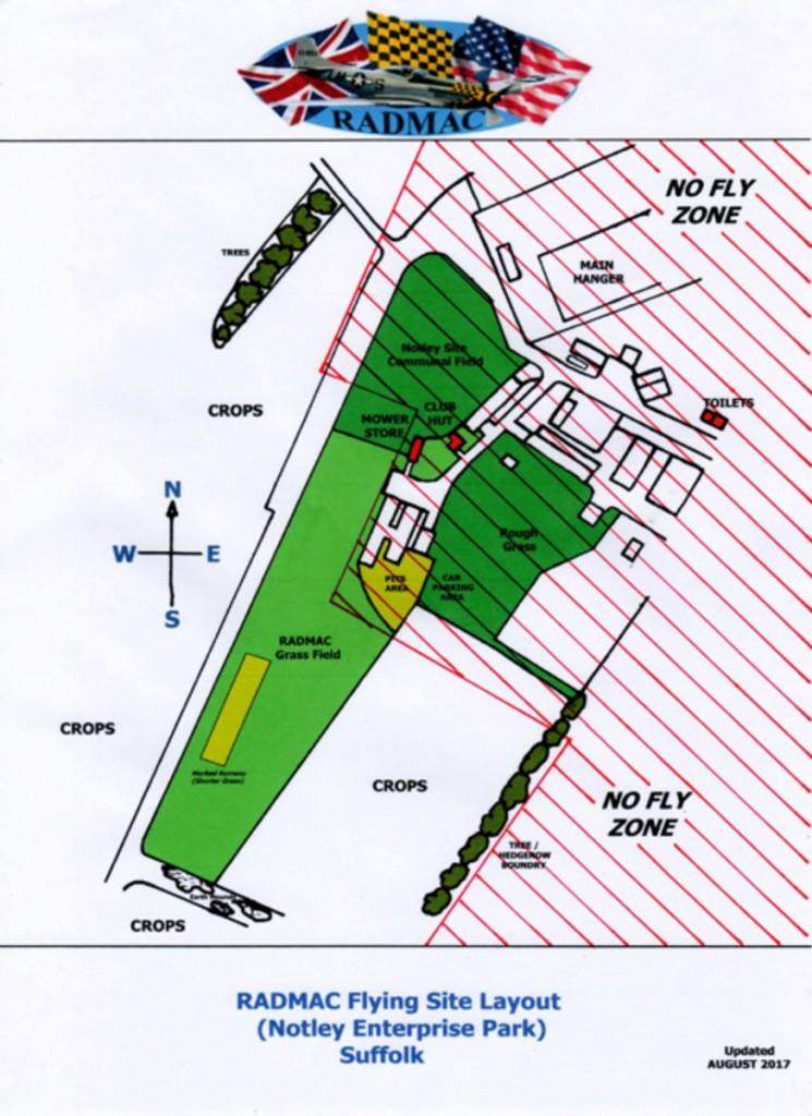 RADMAC Site Layout