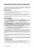 RADMAC Constitution (Nov 2019)