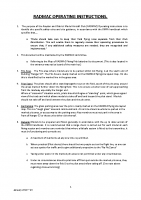 RADMAC Operating Instructions (Jan 2020)